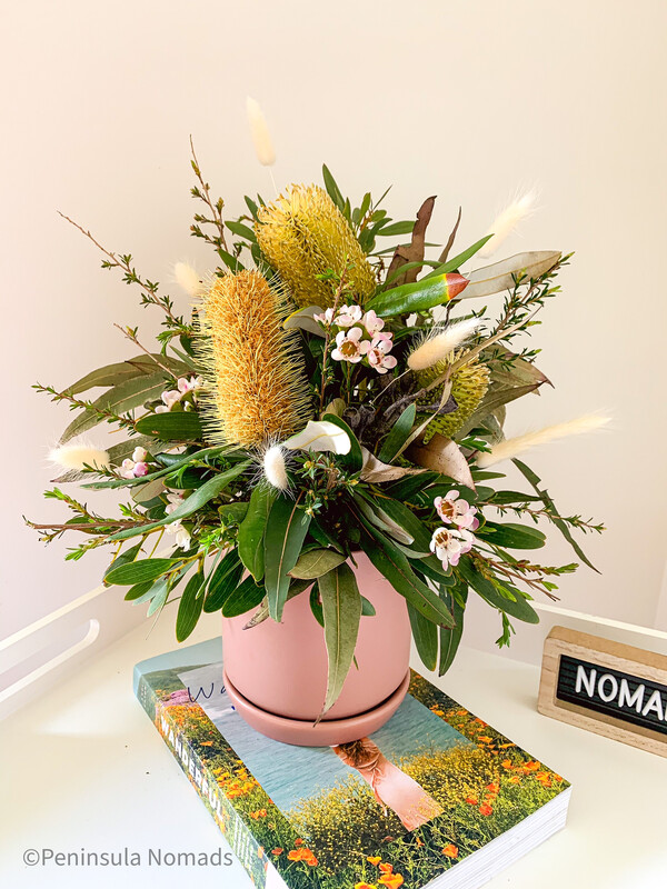 Fresh Native Flower Arrangement