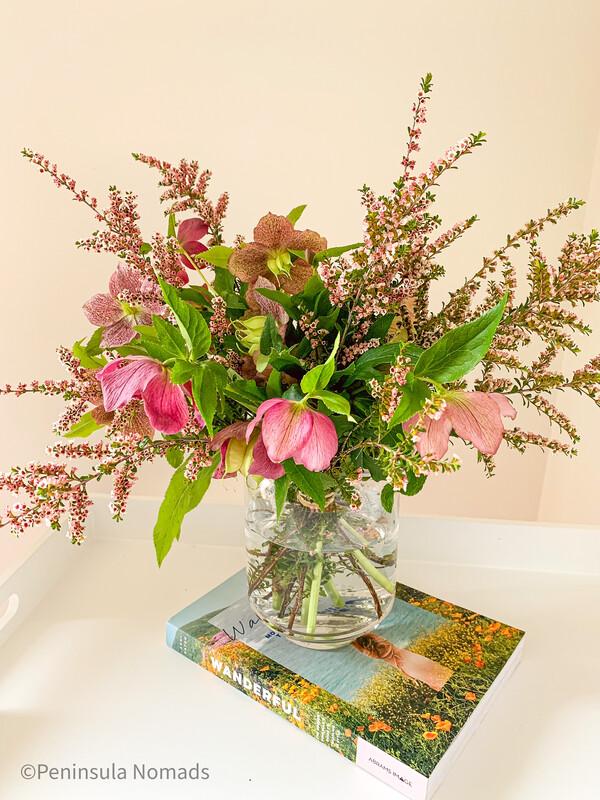 Flower Bouquet Wilde