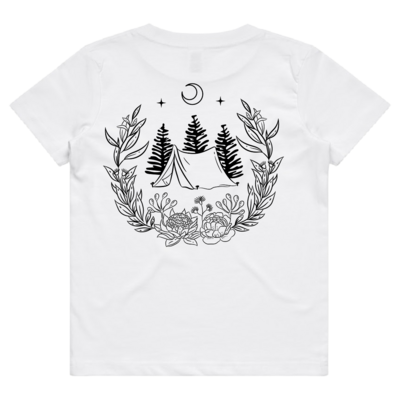 OUT IN NATURE KIDS T-SHIRT