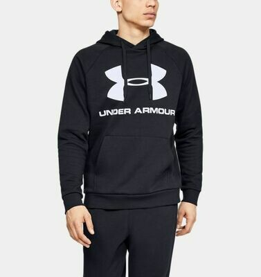 UNDER ARMOUR CHANDAIL H RIVAL FLEECE SPORTSTYLE LOGO HDIE