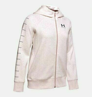 UNDER ARMOUR CHANDAIL F RIVAL FLEECE SS LC SL