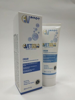VetGold Cream (60ml bottle)