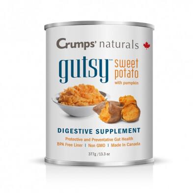 Gutsy Crumps' Naturals