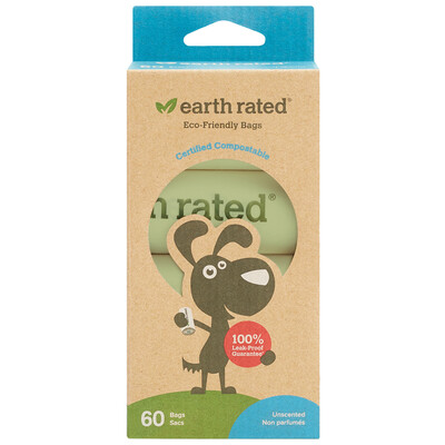 Earth Rated Compostable Bags
