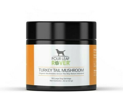 TURKEY TAIL MUSHROOM EXTRACT