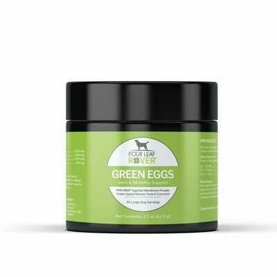 GREEN EGGS: NATURAL JOINT SUPPORT