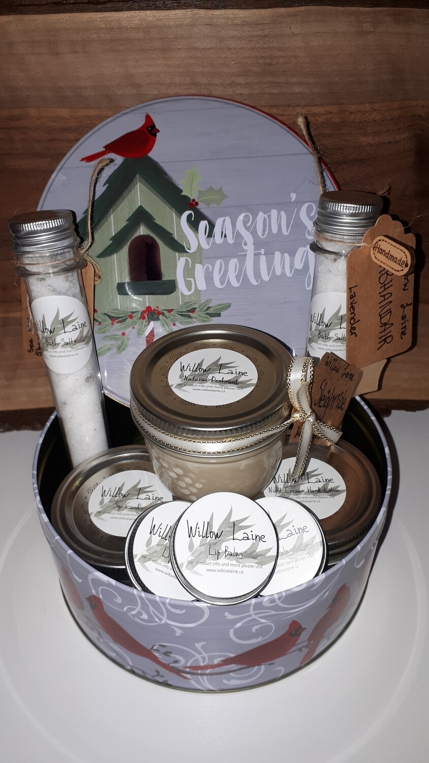 Holiday Natural Master Gift Pack