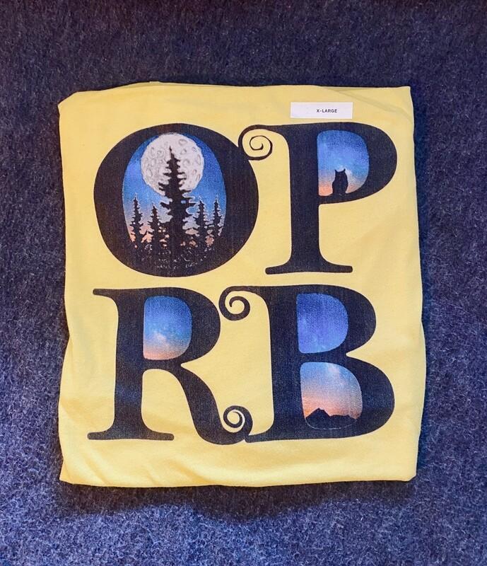 Gold OPRB T-shirt