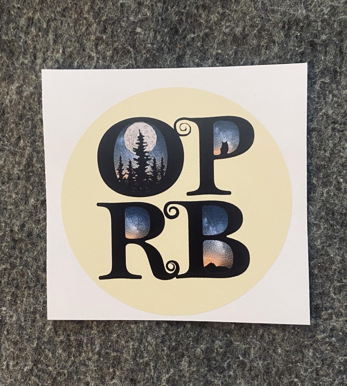 OPRB Sticker
