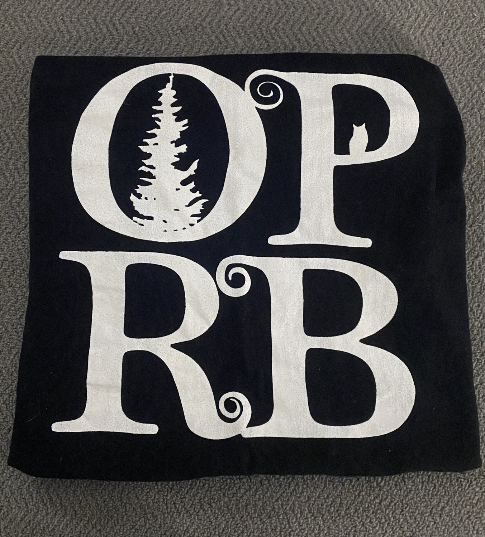 Black and White OPRB T-shirt