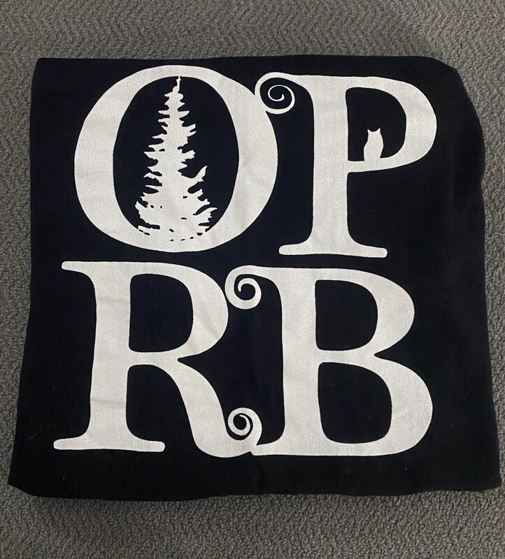 Black and White OPRB T-shirt