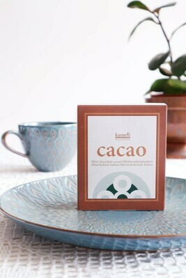 Cacao-minttusuklaakaakao 150g
