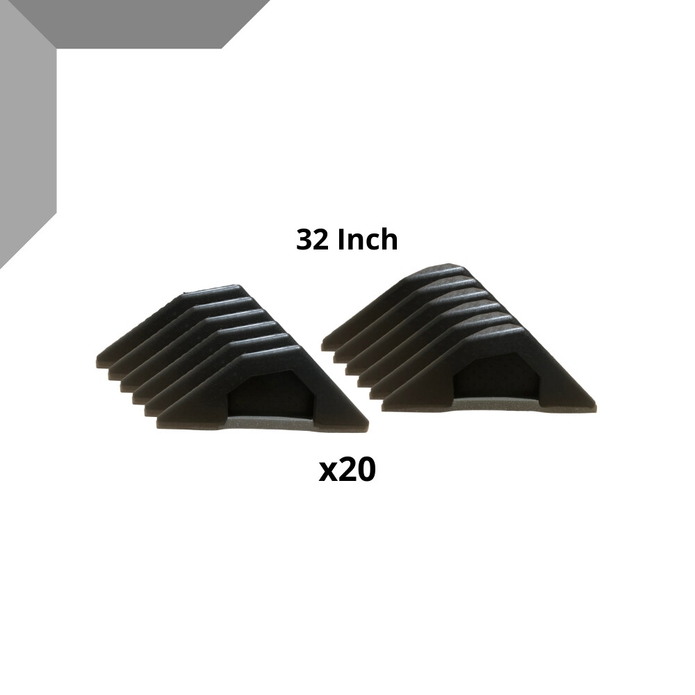 The Pitch Hopper Mega Crew Pack (20 Count) - 32 Inch