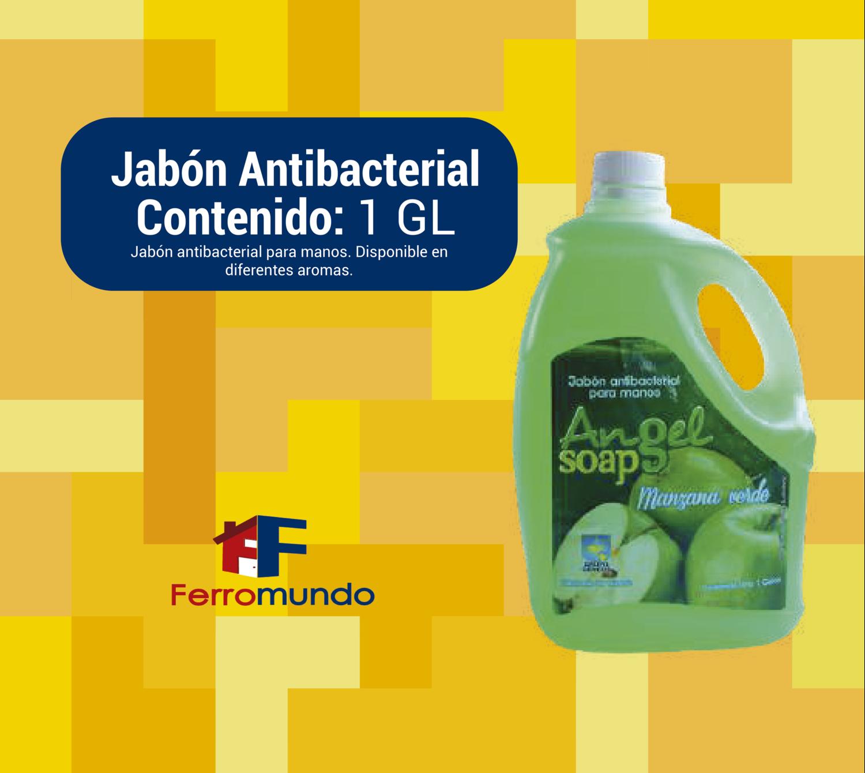 Jabon liquido antibacterial galón