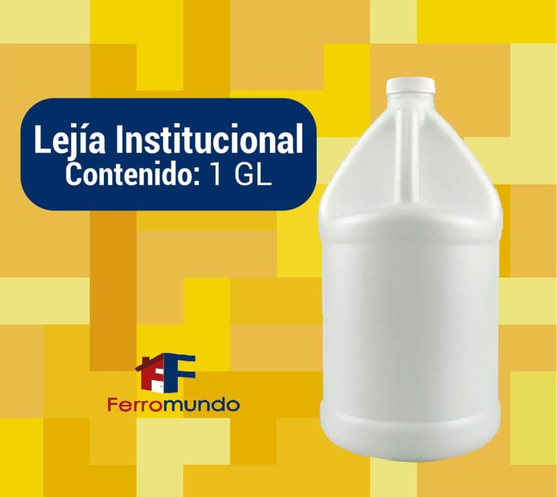 Lejia 3% concentración