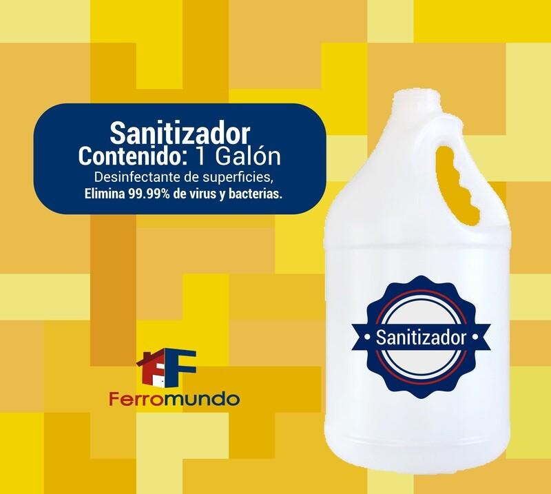 Sanitizador Sanigen Galón