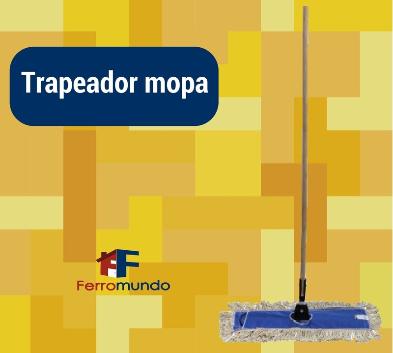 Trapeador de mopa 24