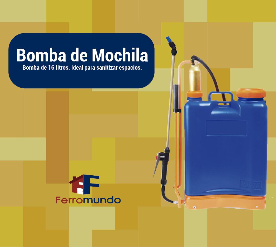 Bomba de mochila 16 litros