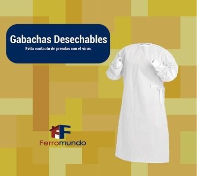Gabacha desechable
