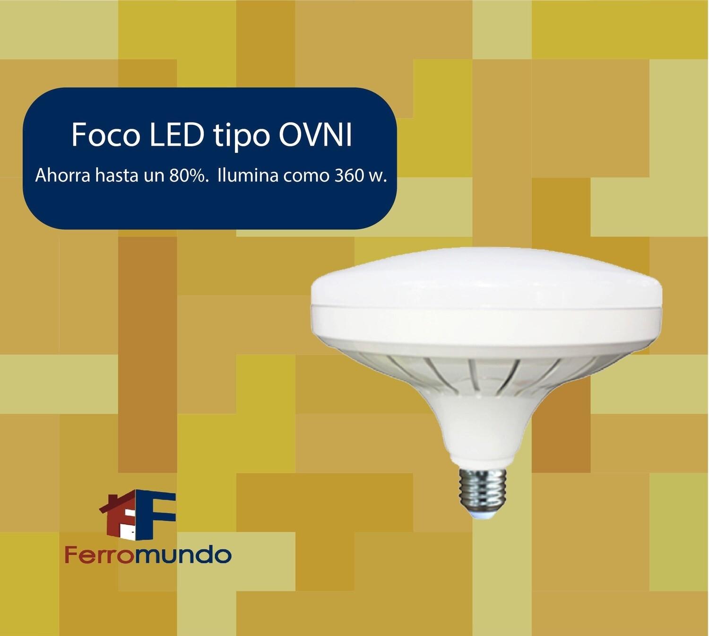 Foco LED tipo OVNI 50W