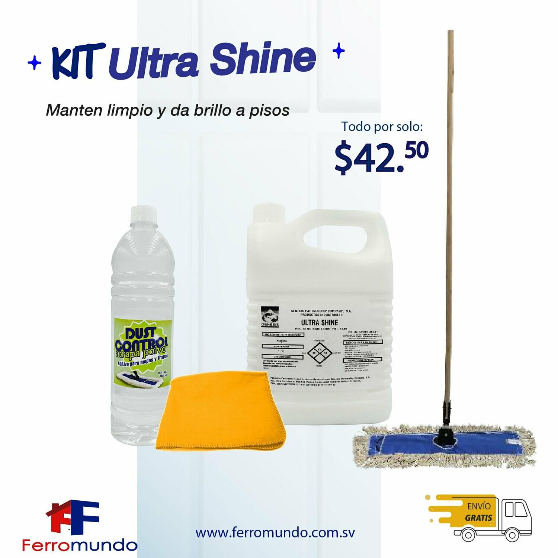 Kit Ultra Shine