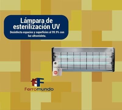 Lampara de esterilización UV