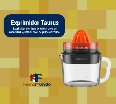 Exprimidor Taurus Citrix