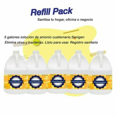 Refill pack