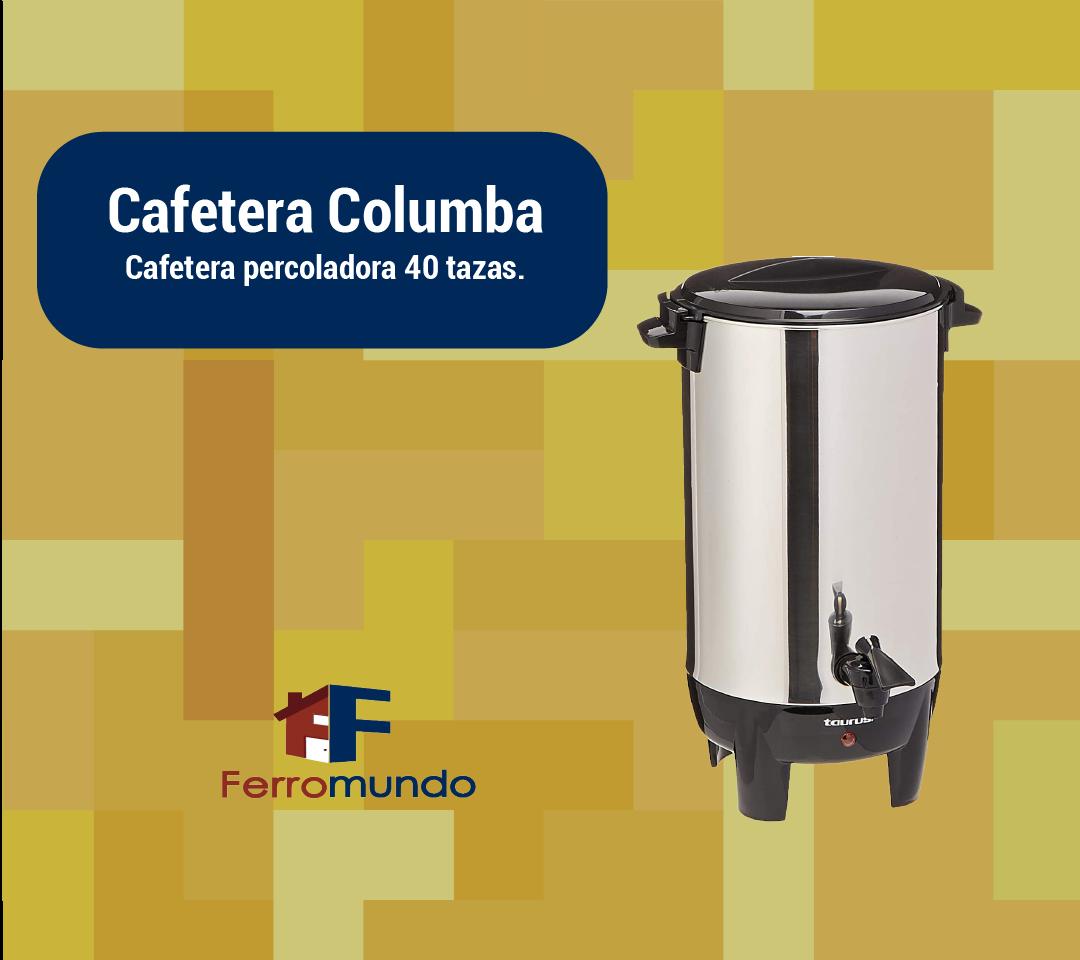 Cafetera Columba