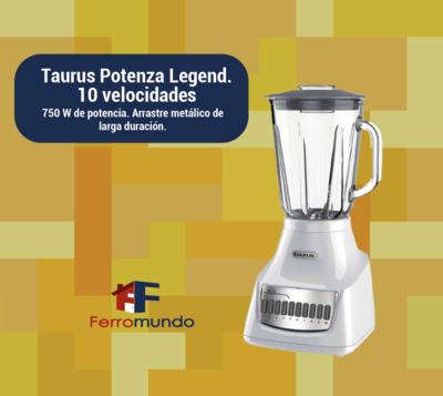 Taurus ® Potenza Legend. 10 velocidades