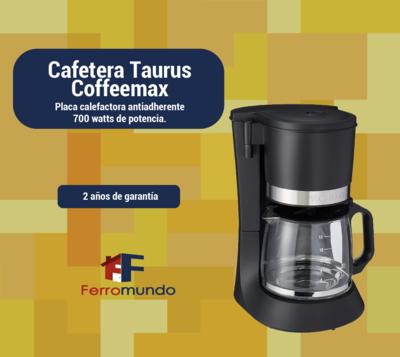 Cafetera Taurus Coffeemax
