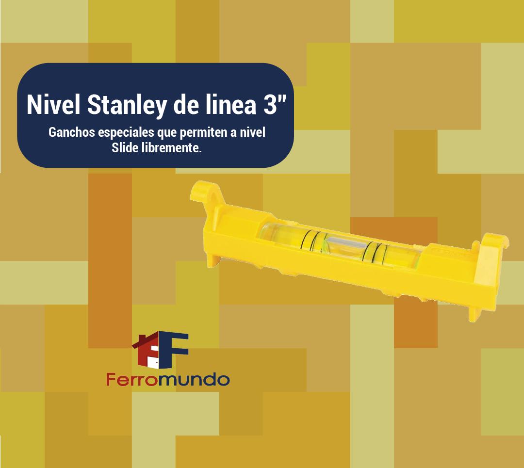 "Nivel Stanley de linea 3"""