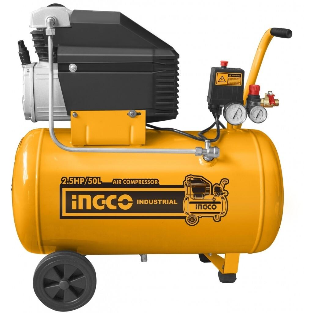 Compresor de aire 50lts 2,5 HP INGCO