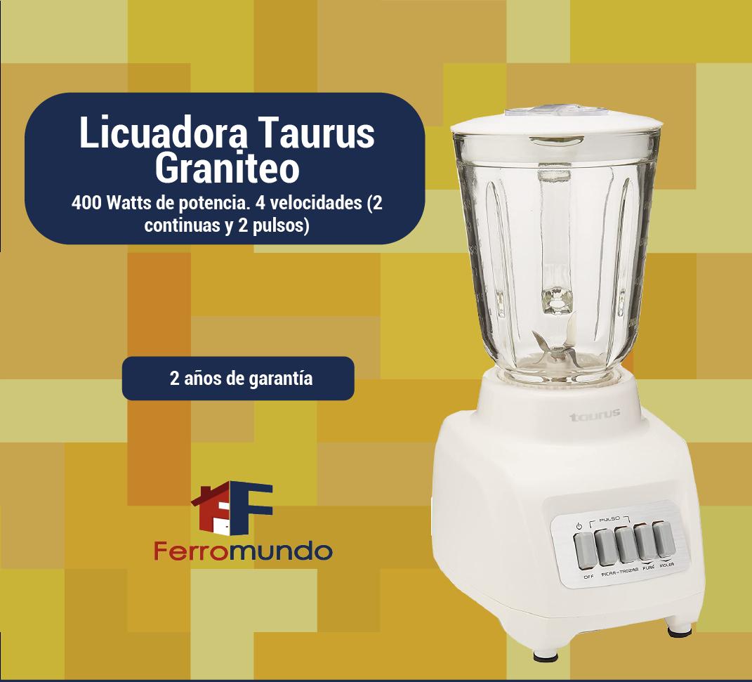 Licuadora Taurus Granite