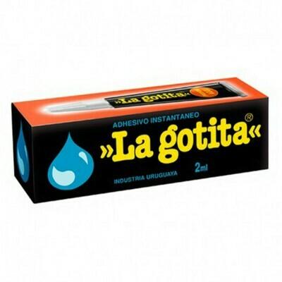 Adhesivo La Gotita 2 ml
