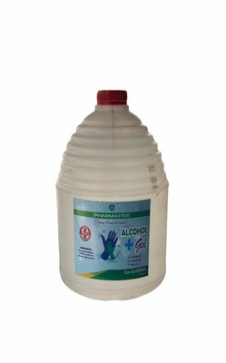 Alcohol gel Phasmaster galón
