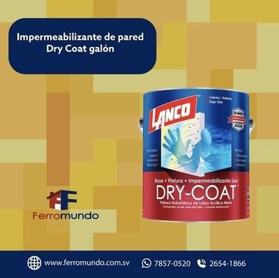 Impermeabilizante de pared Lanco® Dry-Coat liso galón