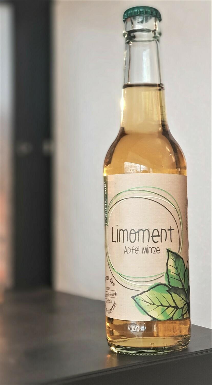 Limoment Apfel-Minze