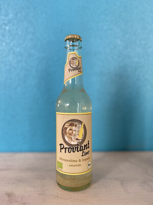 Proviant Zitrone-Ingwer