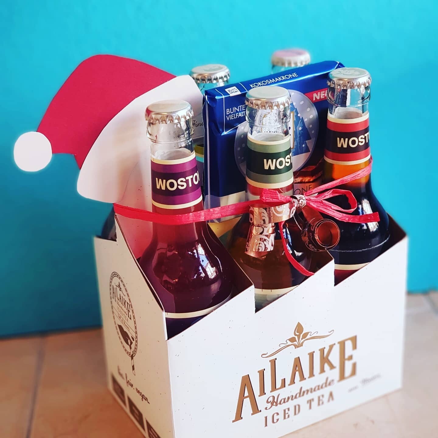Weihnachts Sixpack