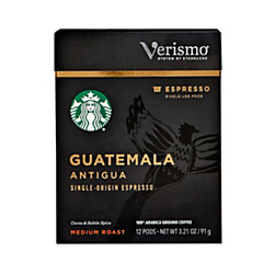 Starbucks Antigua Verismo PodsR:11.66