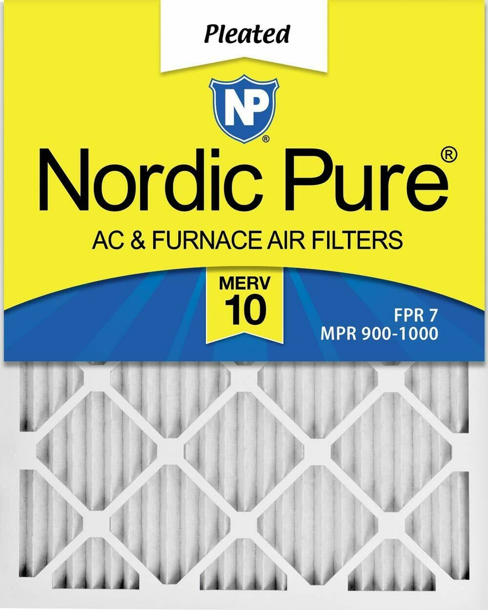 Nordic Pure Filters R: 40.53
