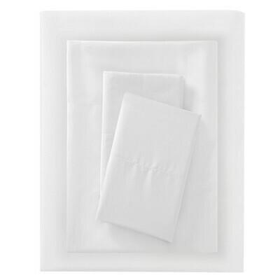 King Sheet Set (White)