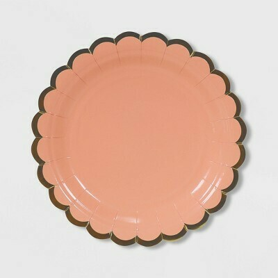 Scalloped Paper Snack 20ct