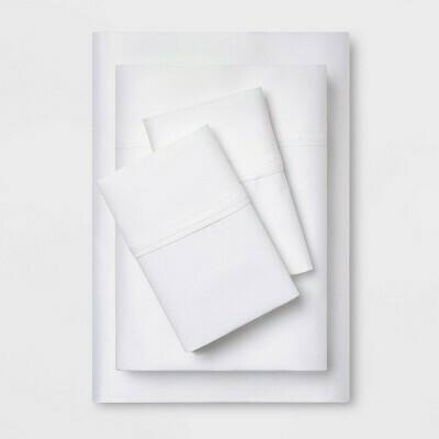 King White Sheet Set R:59.99