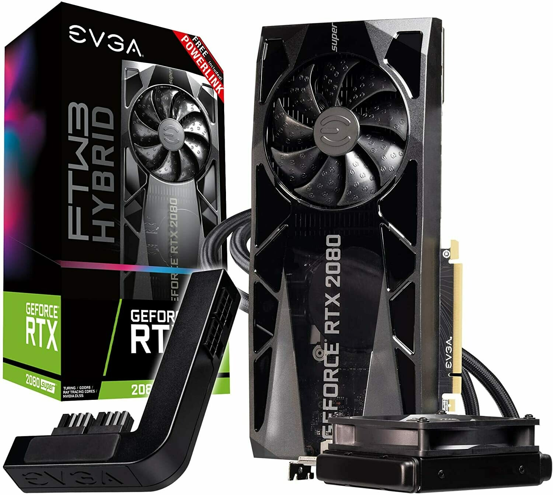 GeForce RTX 2080 Hybrid