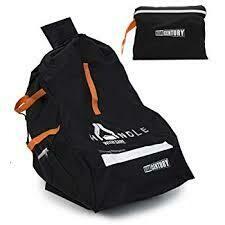 Heavy Duty Car Seat Travel Bag