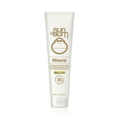 Sun Bum Mineral Tinted Face Sunscreen