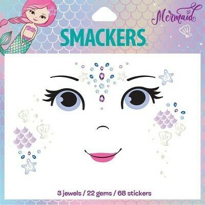 Smackers Mermaid Gems