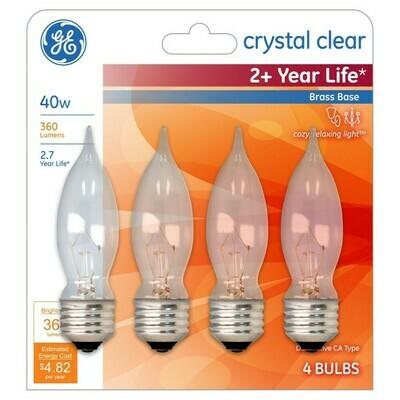 Light Bulb White